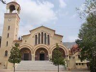 Ιερός Ναός Κοιμήσεως Θεοτόκου Ηλιουπόλεως