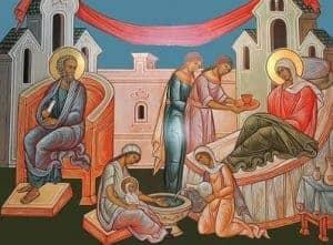 Γέννηση Θεοτόκου