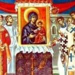 Κυριακή Ορθοδοξίας_Αναστήλωση Εικόνων