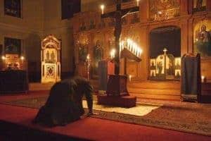 Μετάνοια Προσευχή