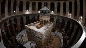 Ιερό Κουβούκλιο του Παναγίου Τάφου