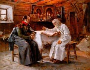 Πνευματικός Πατέρας_Εξομολόγηση