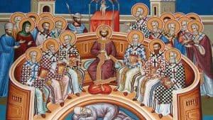 318 Πατέρες Ά Οικουμενική Σύνοδος Νικαια
