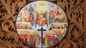 Αγιοι Πάντες
