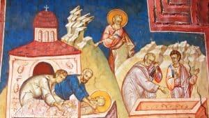 Μετάσταση Αγίου Ιωάννη Θεολόγου